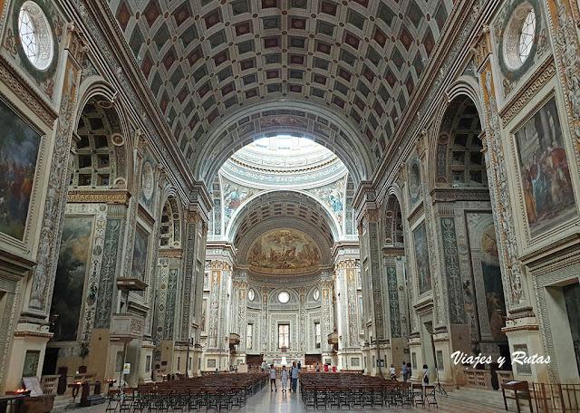 Basílica de Sant'Andrea, Mantua