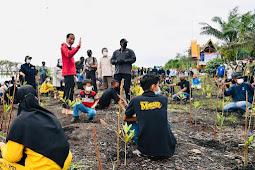 Jokowi Sebut Rehabilitasi Mangrove akan Dilakukan di Seluruh Tanah Air