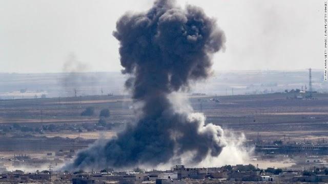 Turquía tras ataque militar deja 415 kurdos muertos en territorio de Siria