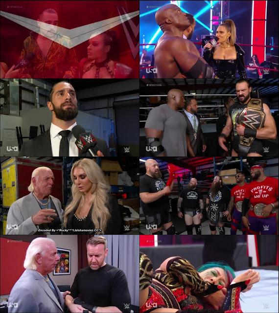 WWE Monday Night Raw 15 June 2020 720p WEBRip