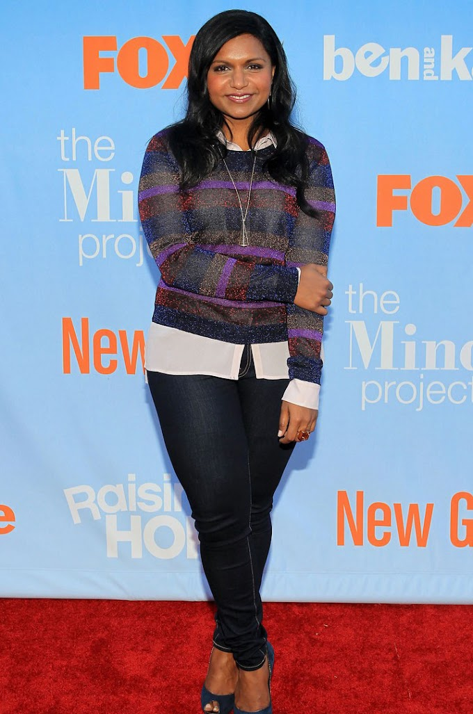 Mindy Kaling (1979): American producer