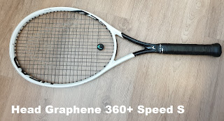 Head Graphene 360+ Speed S feedback