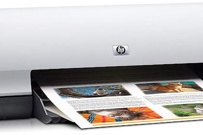 HP Deskjet D1430 Driver Download