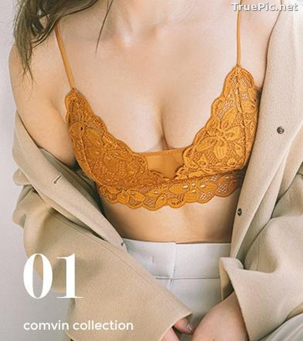 Image Korean Fashion Model – Lee Chae Eun (이채은) – Come On Vincent Lingerie #10 - TruePic.net - Picture-6
