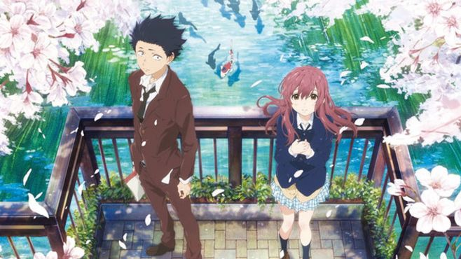 Download Anime Koe No Katachi 2016 Sub Indo