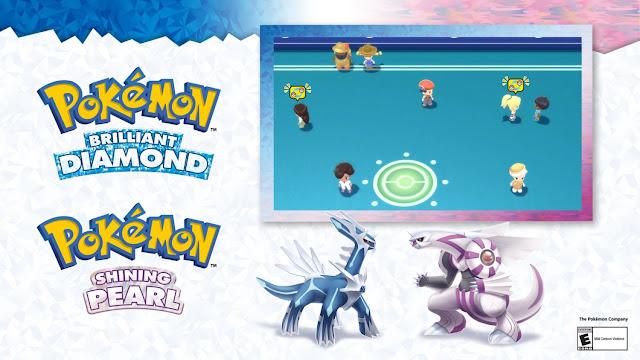 Conexão com outros jogadores em Pokémon Brilliant Diamond e Shining Pearl é detalhada