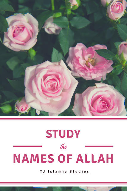 Study the Names of Allah