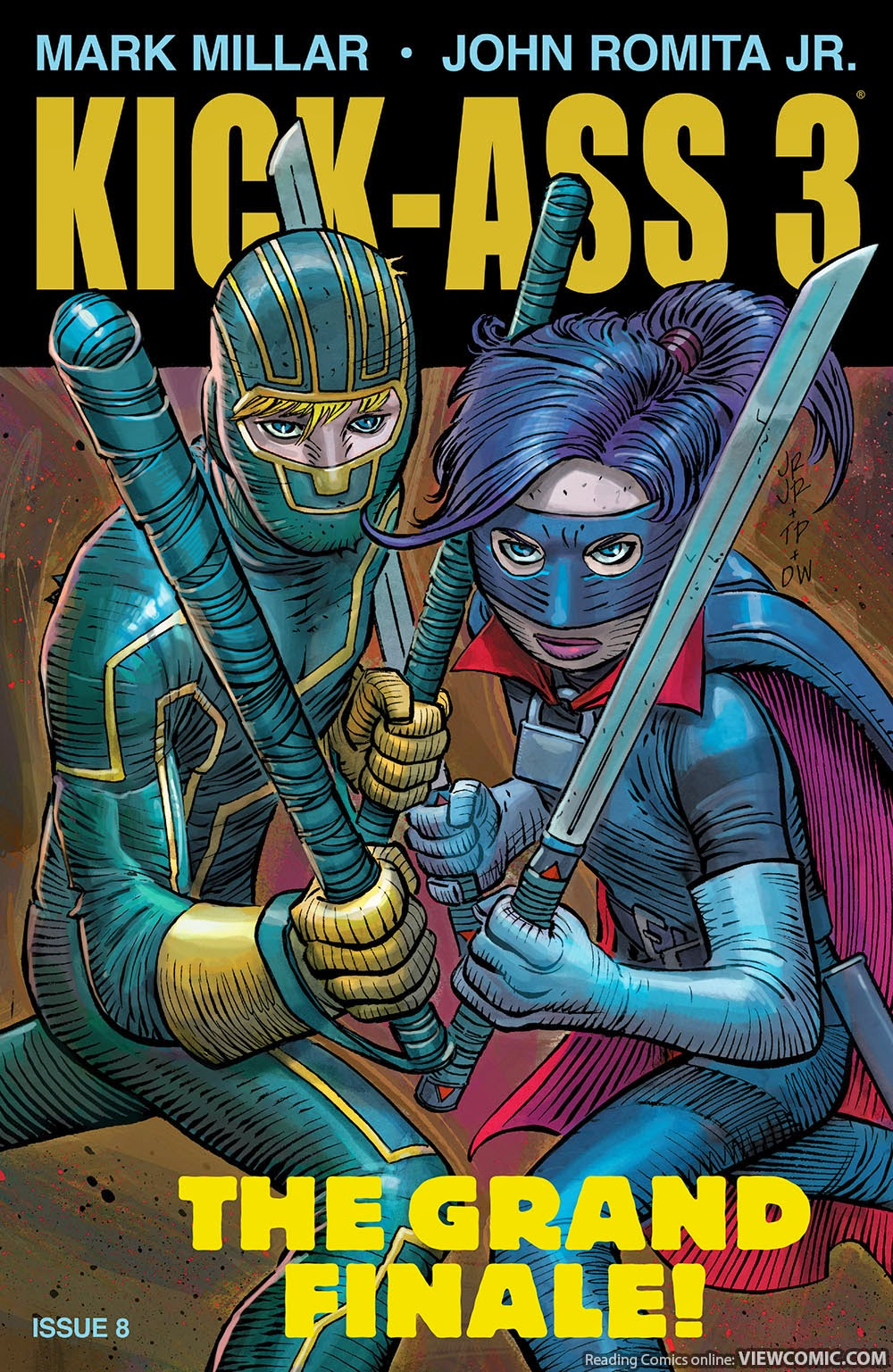 Kick-Ass | Viewcomic reading comics online for free 2019