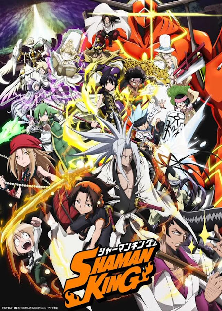 Shaman King New Anime Reveals Cast of Silva and Kalim