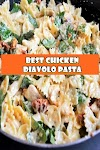 #Chicken #Diavolo #Pasta