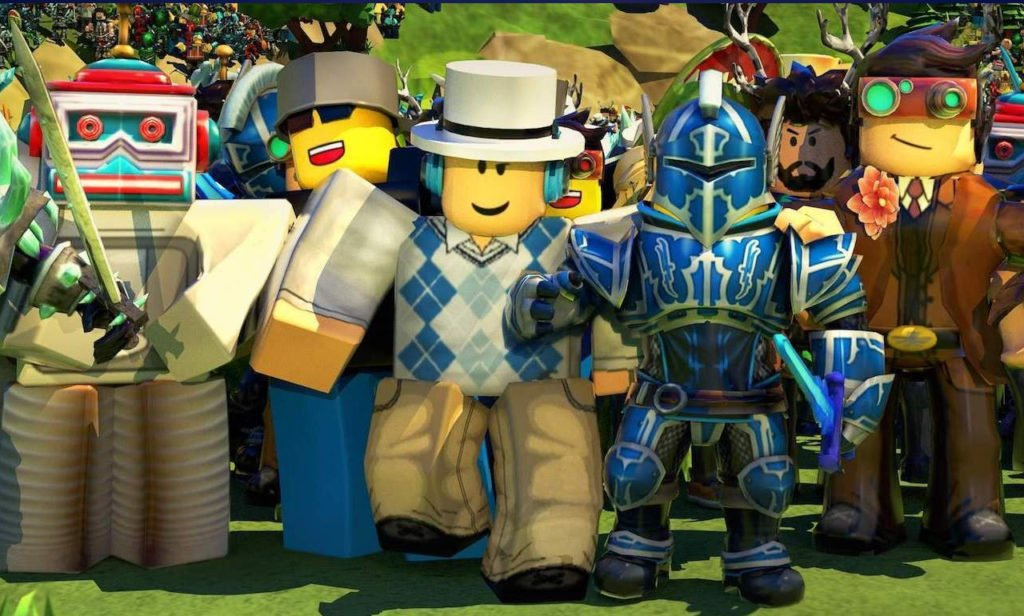 How to create a second account for Roblox