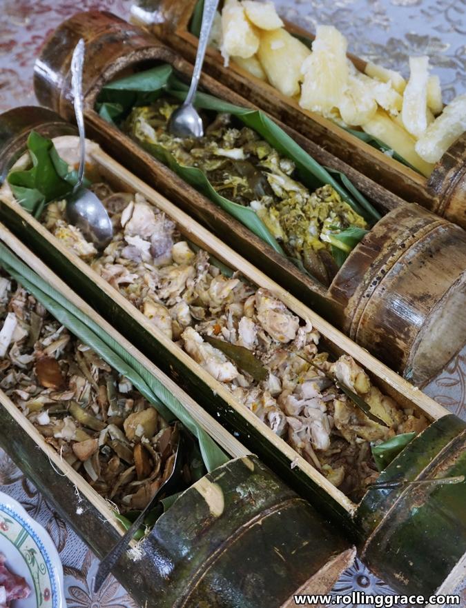 exotic food in malaysia