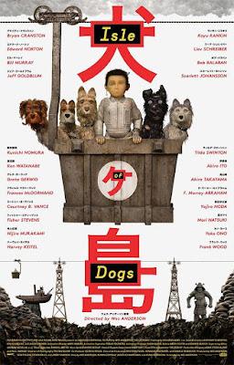 Isle of Dogs [2018] Final [NTSC/DVDR] Ingles, Español Latino