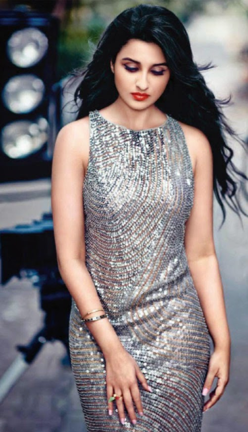 Parineeti-Chopra-glitter-dress
