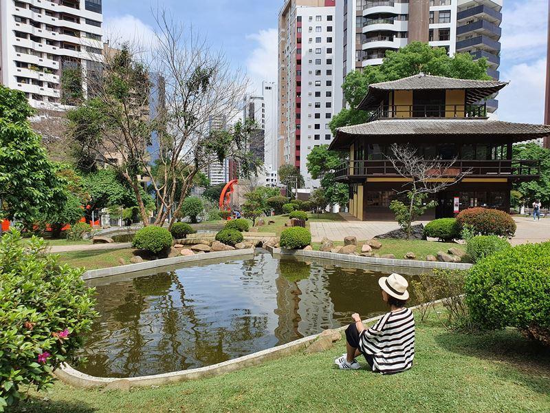 Praça do Japão Curitiba