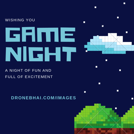 Game night, good night image