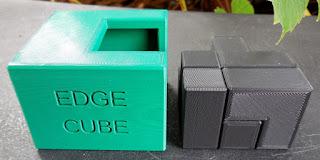 Edge Cube PIeces