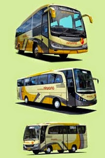 Sewa Bus Pariwisata Nirwana Jakarta