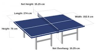 Teknik Dasar Tenis Meja + Penjelasan dan Gambarnya (Lengkap)