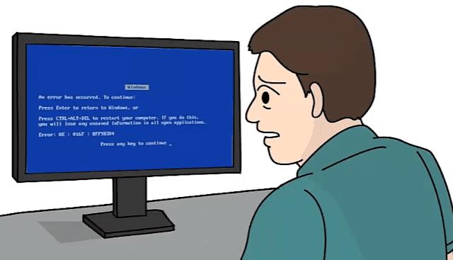 Dua Cara Antisipasi Kehilangan Data Penting Jika Windows Error