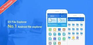 ES File Explorer File Manager v4.2.2.7.1 (Mod)