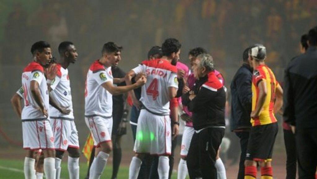 الوداد البيضاوي يعترض على إعادة إياب نهائي دوري أبطال أفريقيا ضد الترجي