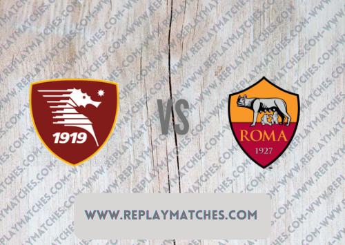 Salernitana vs Roma Full Match & Highlights 29 August 2021