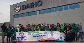 Loker Terbaru Cikarang PT DAIHO INDONESIA Kawasan GIIC Cikarang
