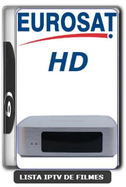 Eurosat HD Melhorias nos Canais HDs Nova Atualização V1.88 - 10-08-2020