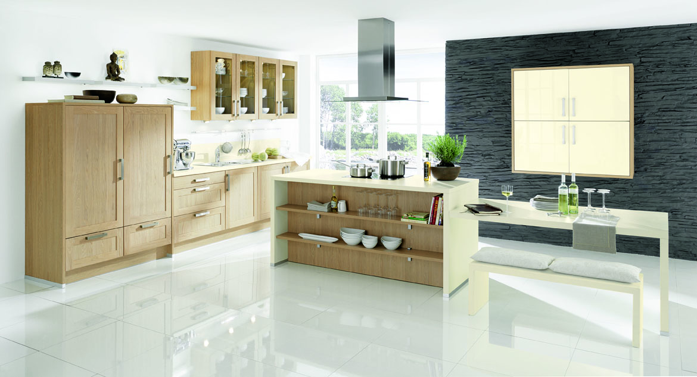 home interior design decor inspirational kitchen designs from alno. Black Bedroom Furniture Sets. Home Design Ideas