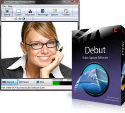 how to use debut video capture for streaming video