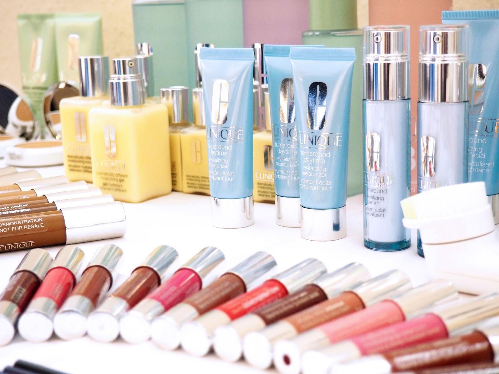 Clinique Beauty Blogger Event