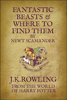 """J. K. Rowling, """"Animales fantásticos y dónde encontrarlos"""""""