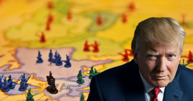Ο Τραμπ, ο Πούτιν και το «Ράιχ με τις δύο πρωτεύουσες»