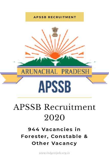 APSSC Recruitment