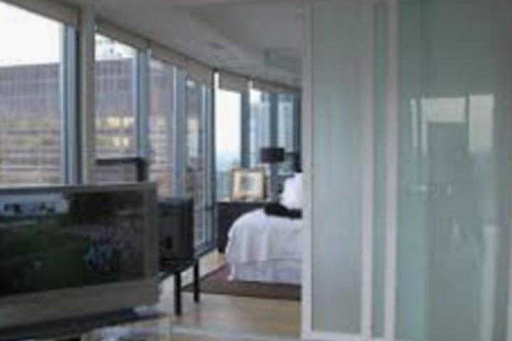 Cấu tạo chung của dòng cửa vách ngăn nhôm kính dành cho phòng ngủ