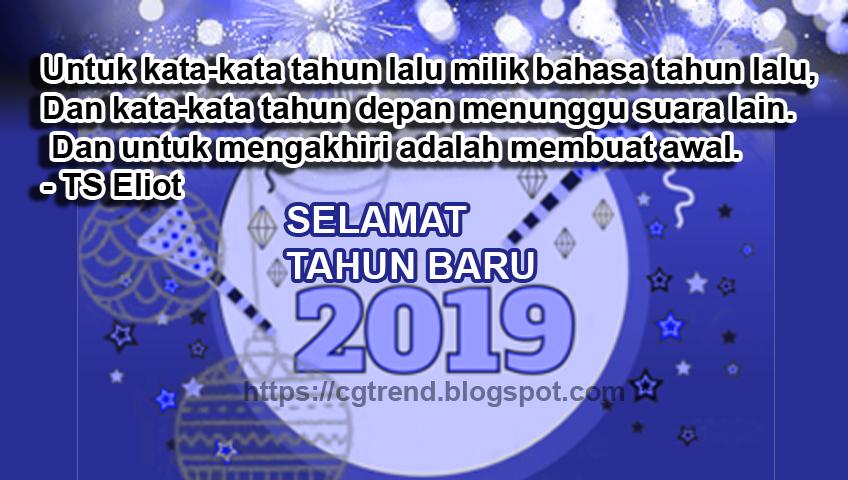 Selamat Tahun Baru 2020 Sejarah Perayaan Dan Tradisi