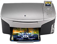 HP PhotoSmart PSC 2610 Printer Driver
