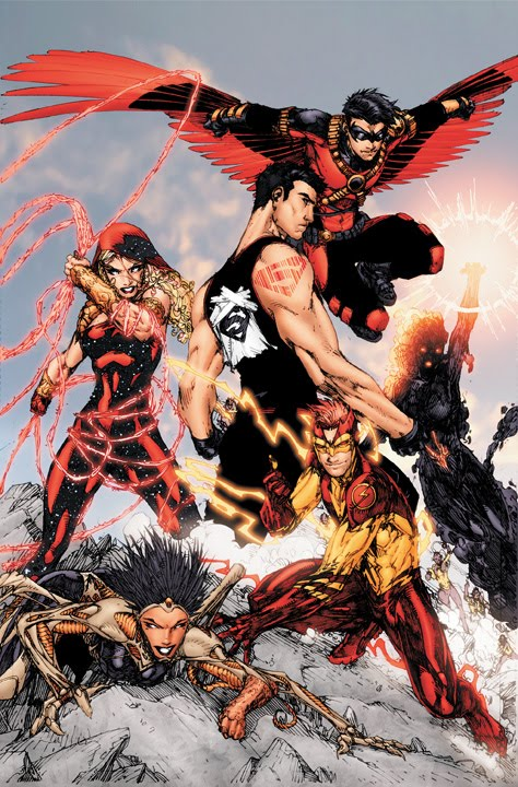 Every Day Is Like Wednesday Wednesday Comics Vs New 52