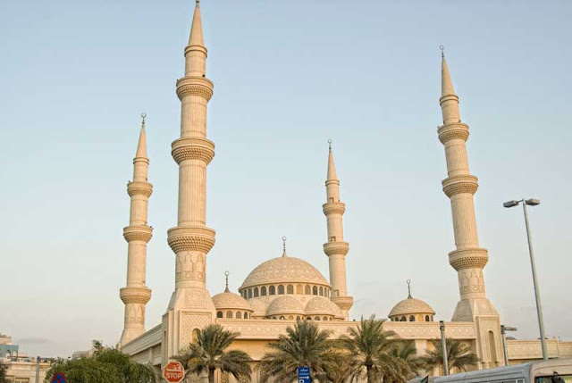 "Simbol Harmonisasi Antar Umat Beragama, Masjid di Abu Dhabi ini Diganti Menjadi 'Masjid Maria Bunda Yesus"""