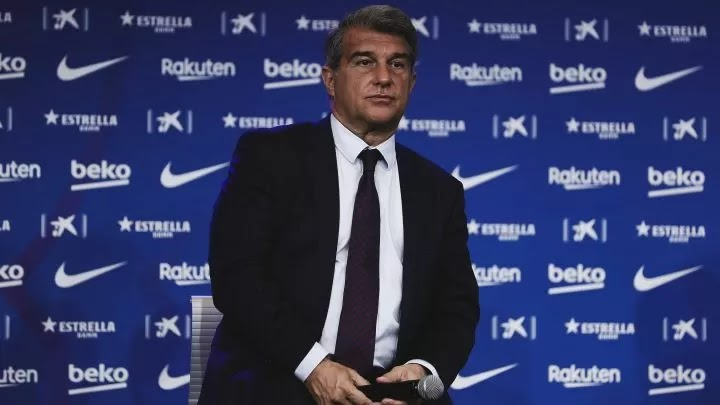 Barcelona: Tebas and Laporta meet to unblock Messi deal