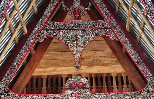 Jenis-jenis Gorga, Ornamen Batak Toba