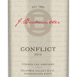 2015 J Bookwalter Winery Conflict