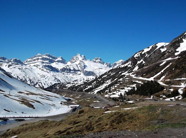 Pyrenees - Northern Spain