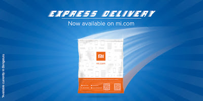 Xiaomi Express Delivery Get Your Orders Delivered Within a Day