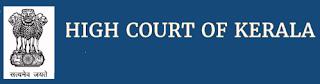 High Court of Kerala Office Attendant Recruitment