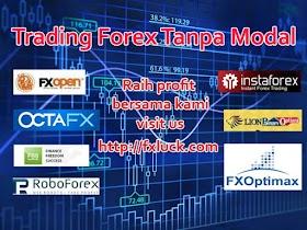 Trading Forex Tanpa Modal, Ini Dia Caranya