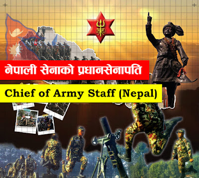 Chief of Army Staff (Nepal)