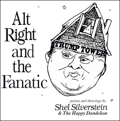 shel silverstein,a light in the attic, trump children's book, bad children's book,