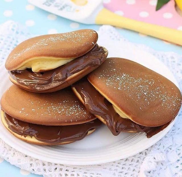 Resep Membuat Dorayaki Coklat